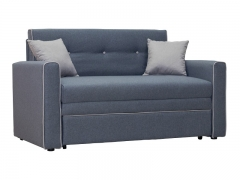 Диван-кровать Найс арт. ТД-172 стальной серый