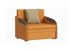 Кресло-кровать Громит 85 арт. ТД-277 тыквенный