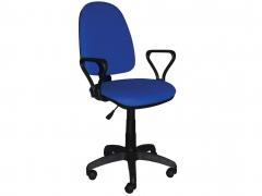 Кресло офисное Prestige Lux gtpPN S6 ткань синяя
