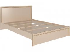 Кровать 1400 с настилом Беатрис М16 ШхВхГ 1454х900х2040 мм