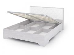 Кровать 1400 с ПМ Сальма КР-025