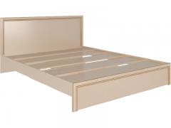 Кровать 1600 с настилом Беатрис М06 ШхВхГ 1654х900х2040 мм