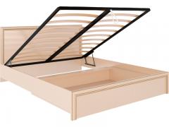 Кровать 1600 с подъемным механизмом Беатрис М08 ШхВхГ 1654х900х2040 мм