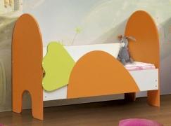 Кровать Морковка