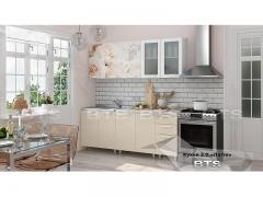 Кухонный гарнитур Латте 2,0
